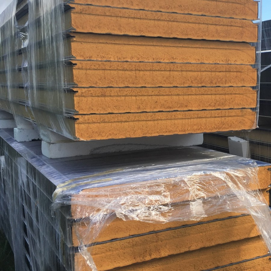 Special Offers Pir Insulated Wall Panels Smooth 120mm