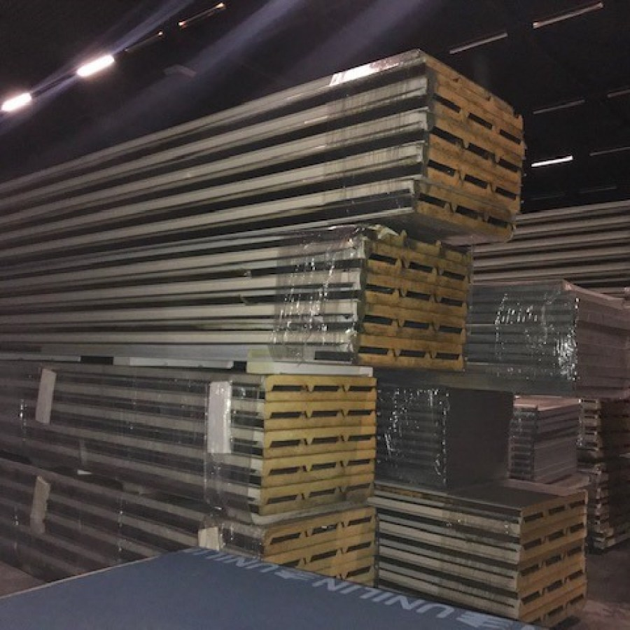 Special Offers Sandwich Panels Roof 60 Insulation Core